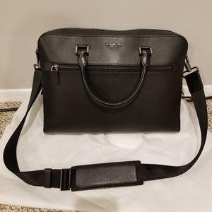 Michael Kors Harrison Saffiano Leather Briefcase